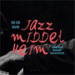 Jazz Middelheim in Antwerp, Belgium