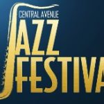 Central Avenue Jazz Festival in Los Angeles, California