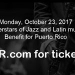 Salsa meets jazz for the benefit of Puerto Rico