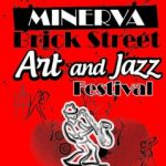 Brick Street Jazz Festival in Minerva, Ohio