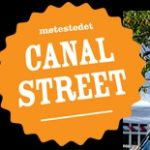 Canal Street in Arendal, Norway