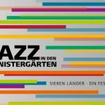 Jazz in den Ministergarten in Berlin, Germany