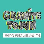 Granite Town in Moruya, New South Wales-Australia