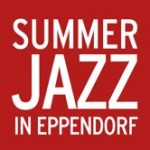 Summer Jazz in Eppendorf in Hamburg, Germany
