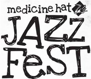Medicine Hat Jazz Fest in Medicine Hat-Alberta, Canada