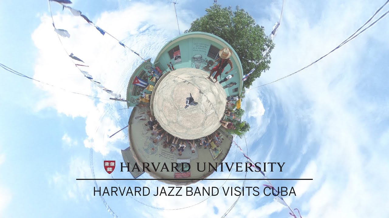 Harvard in Cuba