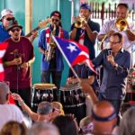 Musicians lead grass roots recovery in Puerto Rico