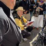 David Amram's tour of the Village